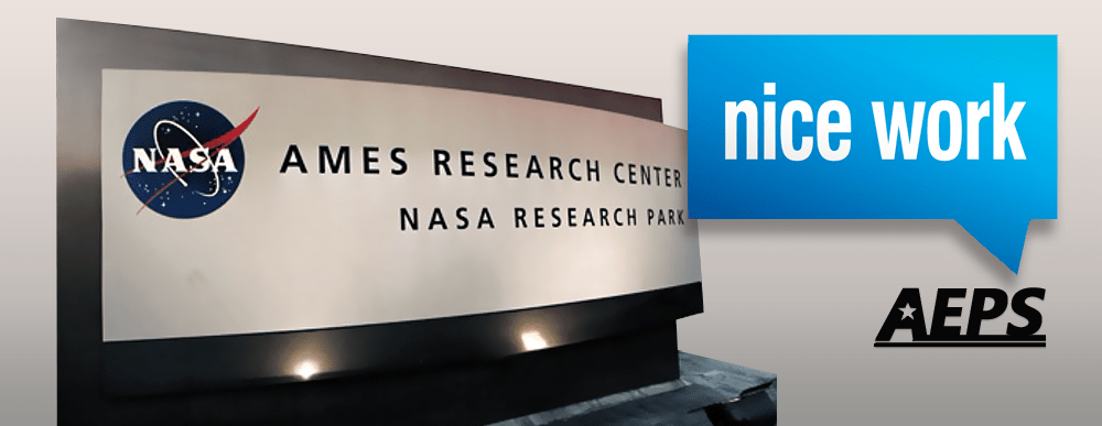 NASA Ames Research Center Personnel Recognized